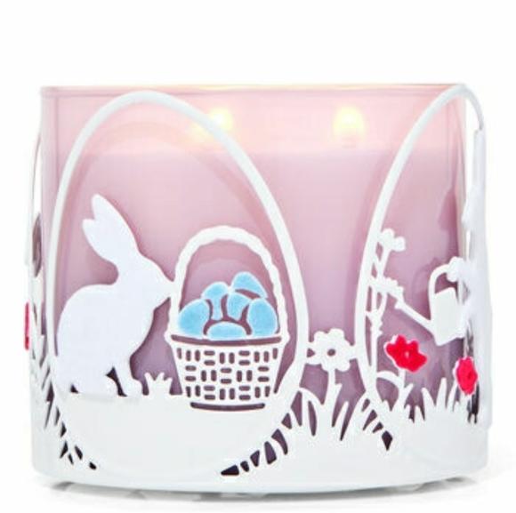 🐰Bath & Bodyworks Spring Bunnies Candle Holder